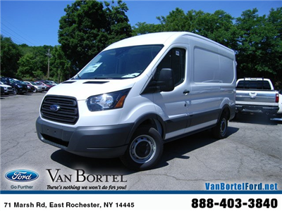 2018 Transit 250 Med Roof 4x2,  Empty Cargo Van #53176 - photo 1