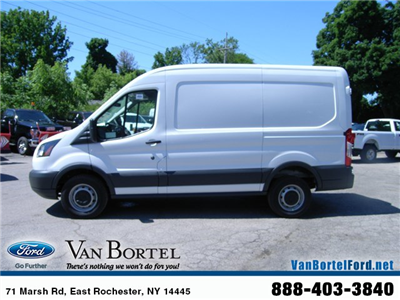 2018 Transit 250 Med Roof 4x2,  Empty Cargo Van #53176 - photo 5