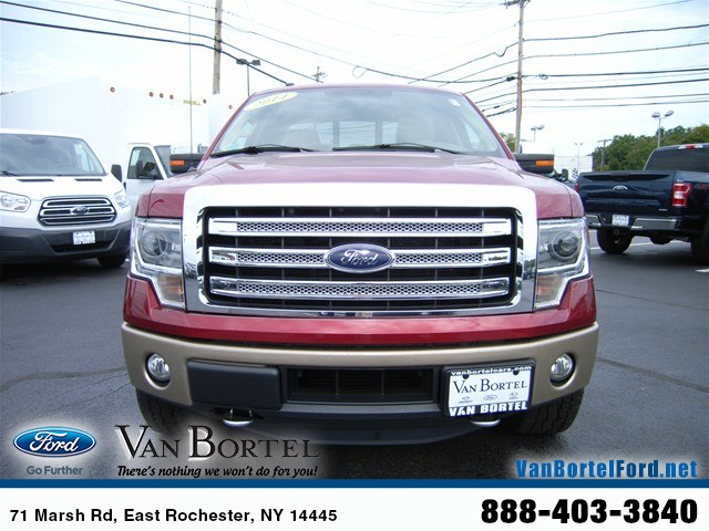 2014 F-150 Super Cab 4x4,  Pickup #53463A - photo 11