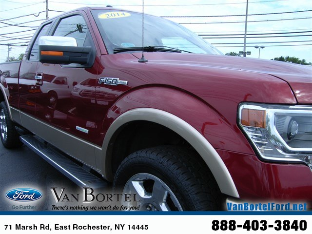 2014 F-150 Super Cab 4x4,  Pickup #53463A - photo 12