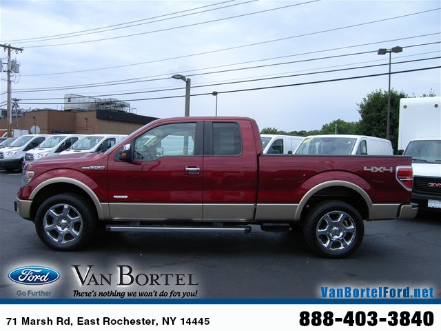 2014 F-150 Super Cab 4x4,  Pickup #53463A - photo 5