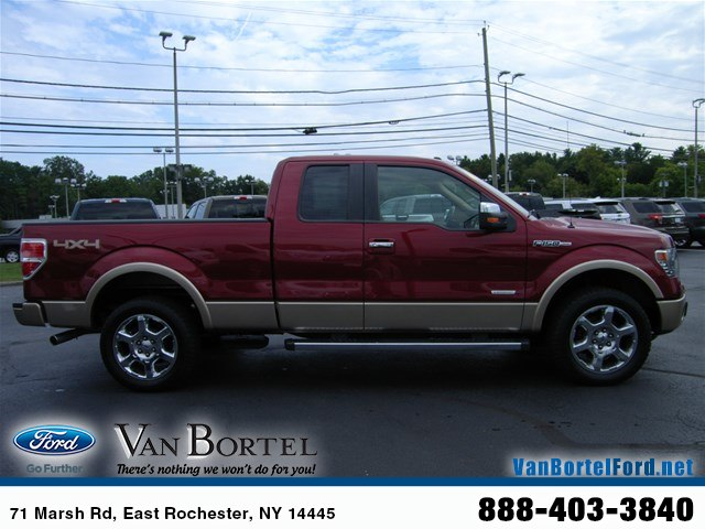 2014 F-150 Super Cab 4x4,  Pickup #53463A - photo 9