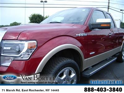 2014 F-150 Super Cab 4x4,  Pickup #53463A - photo 13