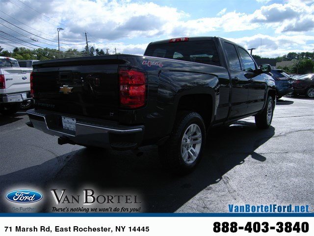 2015 Silverado 1500 Double Cab 4x4,  Pickup #53564A - photo 5