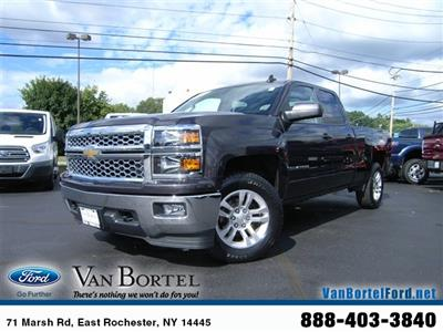 2015 Silverado 1500 Double Cab 4x4,  Pickup #53564A - photo 1