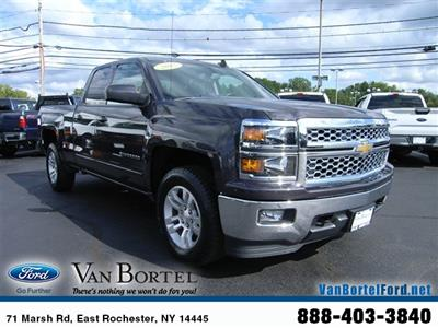 2015 Silverado 1500 Double Cab 4x4,  Pickup #53564A - photo 7