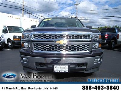 2015 Silverado 1500 Double Cab 4x4,  Pickup #53564A - photo 8