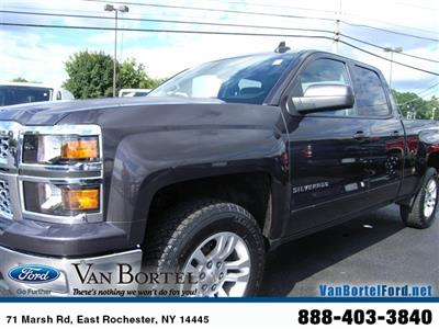 2015 Silverado 1500 Double Cab 4x4,  Pickup #53564A - photo 10