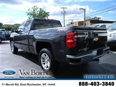 2015 Silverado 1500 Double Cab 4x4,  Pickup #53564A - photo 2
