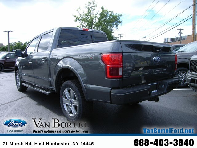 2018 F-150 SuperCrew Cab 4x4,  Pickup #53635 - photo 2