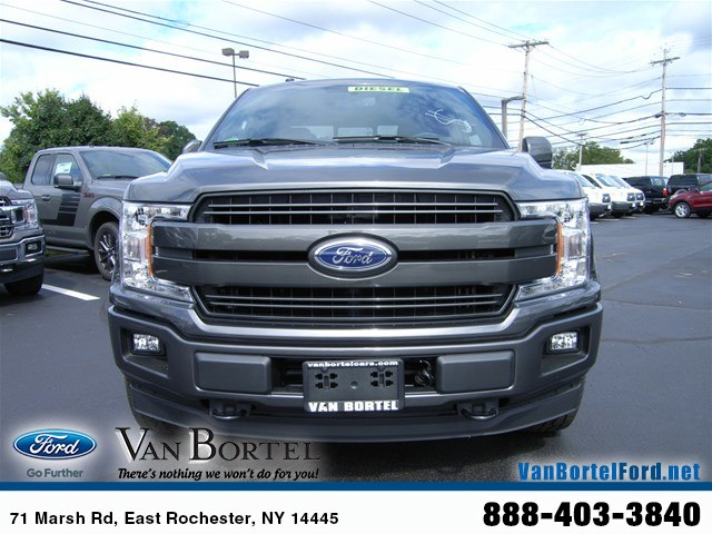 2018 F-150 SuperCrew Cab 4x4,  Pickup #53635 - photo 7