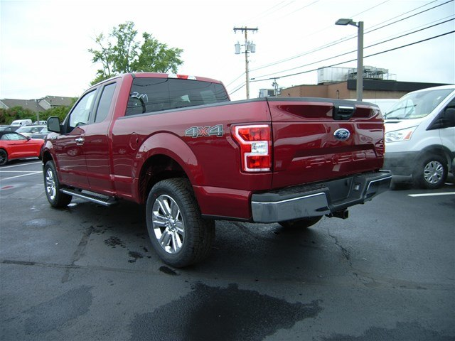 2018 F-150 Super Cab 4x4,  Pickup #54025 - photo 2