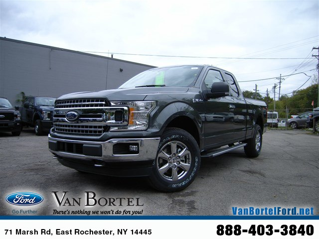2018 F-150 Super Cab 4x4,  Pickup #54052 - photo 1