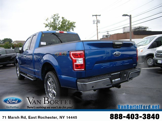 2018 F-150 Super Cab 4x4,  Pickup #54055 - photo 2