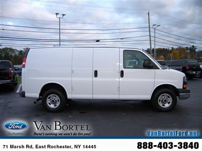 2016 Savana 2500 4x2,  Empty Cargo Van #54087A - photo 10