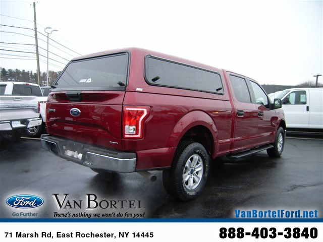 2016 F-150 SuperCrew Cab 4x4,  Pickup #F53905A - photo 9