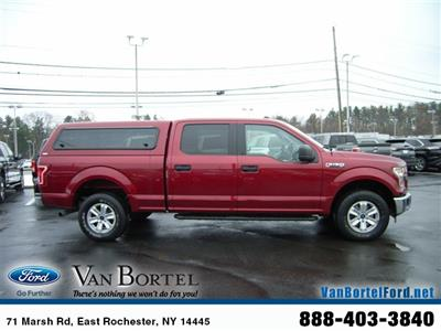 2016 F-150 SuperCrew Cab 4x4,  Pickup #F53905A - photo 10