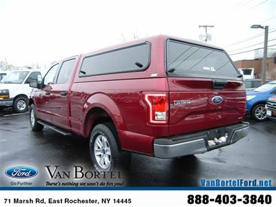 2016 F-150 SuperCrew Cab 4x4,  Pickup #F53905A - photo 2