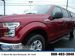 2016 F-150 SuperCrew Cab 4x4,  Pickup #F53905A - photo 14