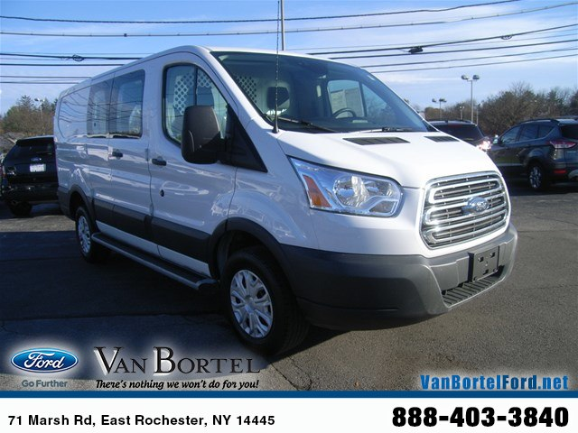 2016 Transit 250 Low Roof Van Upfit #X7363 - photo 10