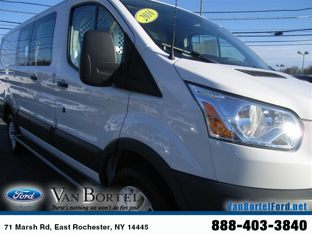 2016 Transit 250 Low Roof Cargo Van #X7364 - photo 10