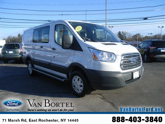 2016 Transit 250 Low Roof Cargo Van #X7364 - photo 8