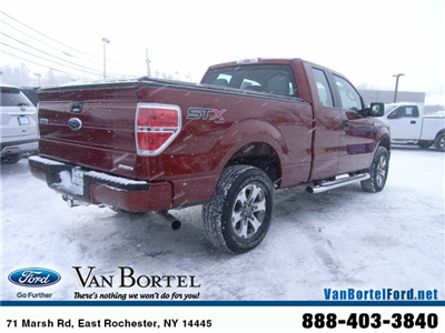 2014 F-150 Super Cab 4x4, Pickup #X7417 - photo 6