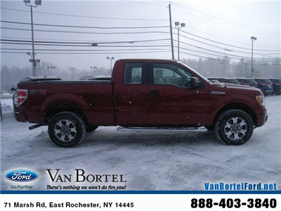 2014 F-150 Super Cab 4x4, Pickup #X7417 - photo 7
