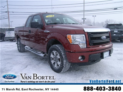 2014 F-150 Super Cab 4x4, Pickup #X7417 - photo 8