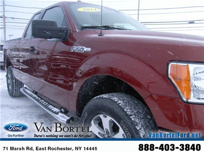 2014 F-150 Super Cab 4x4, Pickup #X7417 - photo 10