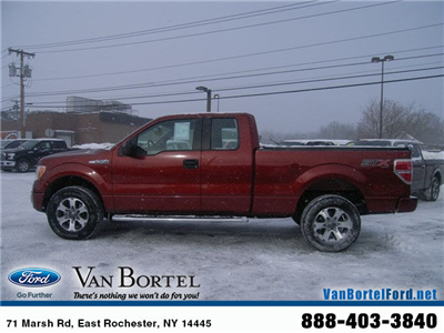 2014 F-150 Super Cab 4x4, Pickup #X7417 - photo 4