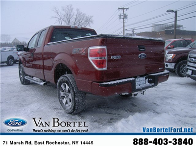 2014 F-150 Super Cab 4x4, Pickup #X7417 - photo 2