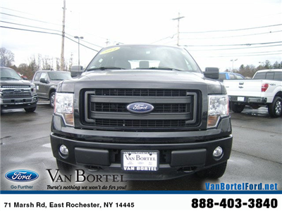 2014 F-150 Super Cab 4x4, Pickup #X8018 - photo 8