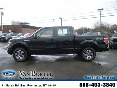 2014 F-150 Super Cab 4x4, Pickup #X8018 - photo 3
