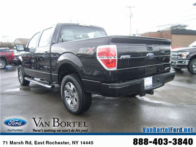 2014 F-150 Super Cab 4x4, Pickup #X8018 - photo 2