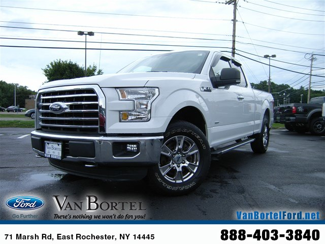 2016 F-150 Super Cab 4x4,  Pickup #X8224 - photo 11