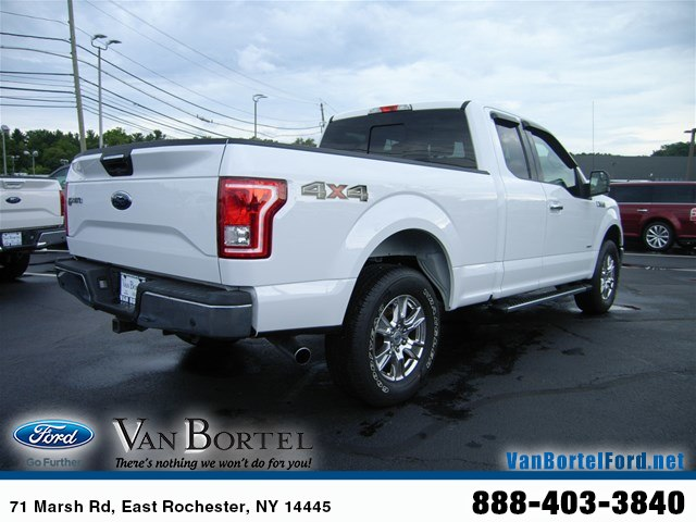 2016 F-150 Super Cab 4x4,  Pickup #X8224 - photo 5