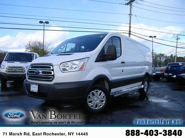 2017 Transit 250 Low Roof 4x2,  Empty Cargo Van #X8319 - photo 1