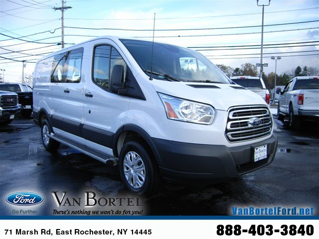 2017 Transit 250 Low Roof 4x2,  Empty Cargo Van #X8319 - photo 13
