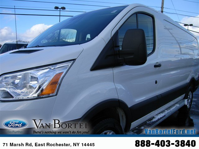 2017 Transit 250 Low Roof 4x2,  Empty Cargo Van #X8319 - photo 16