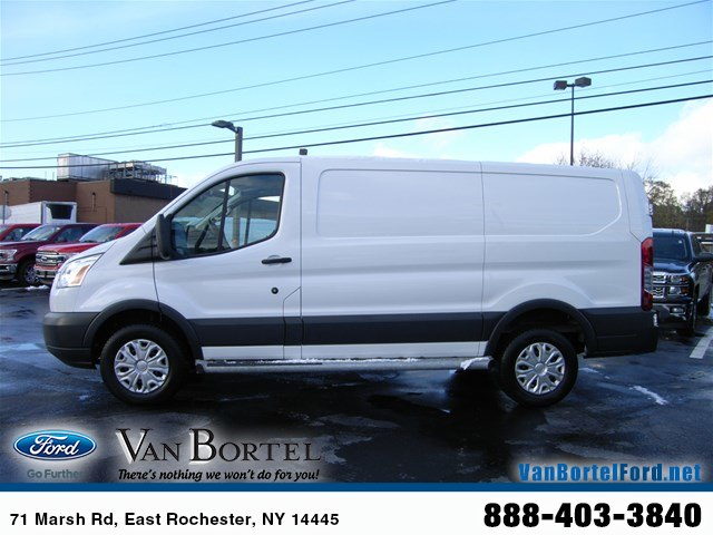 2017 Transit 250 Low Roof 4x2,  Empty Cargo Van #X8319 - photo 8