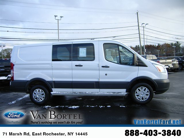 2017 Transit 250 Low Roof 4x2,  Empty Cargo Van #X8337 - photo 10