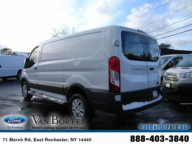 2017 Transit 250 Low Roof 4x2,  Empty Cargo Van #X8337 - photo 2