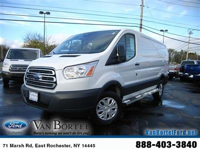 2017 Transit 250 Low Roof 4x2,  Empty Cargo Van #X8337 - photo 1