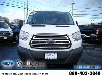 2017 Transit 250 Low Roof 4x2,  Empty Cargo Van #X8337 - photo 12