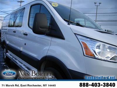 2017 Transit 250 Low Roof 4x2,  Empty Cargo Van #X8337 - photo 13