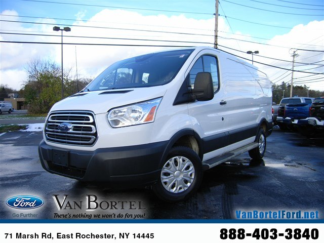 2017 Transit 250 Low Roof 4x2,  Empty Cargo Van #X8338 - photo 1