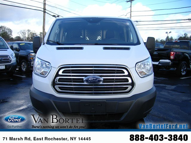 2017 Transit 250 Low Roof 4x2,  Empty Cargo Van #X8338 - photo 11