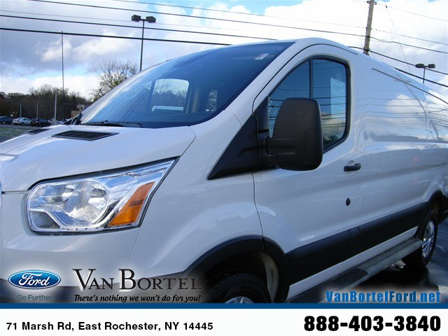2017 Transit 250 Low Roof 4x2,  Empty Cargo Van #X8338 - photo 13