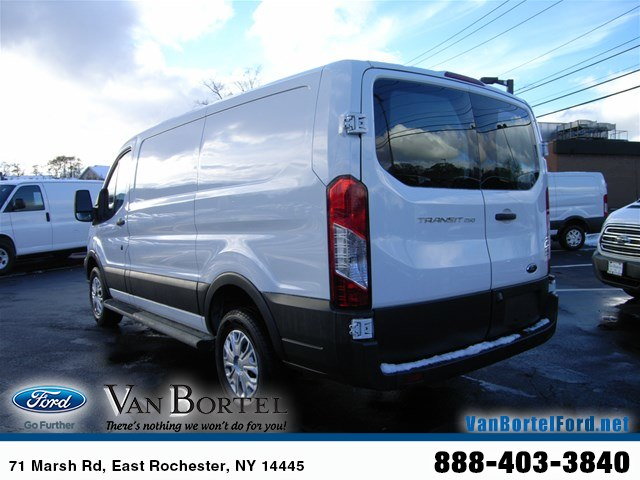 2017 Transit 250 Low Roof 4x2,  Empty Cargo Van #X8338 - photo 2